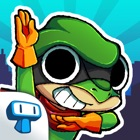 Change Man - Game of the Master of Disguise Superhero icon