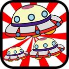 extranjero UFO juego Disparos icon
