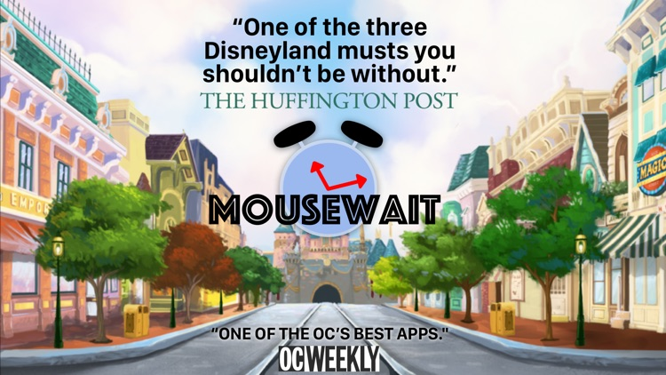 MouseWait for Disneyland Wait Times FREE