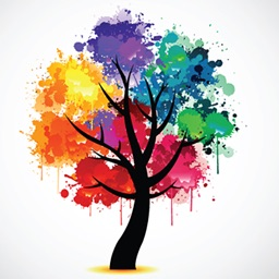 Draw Color : Colors of life