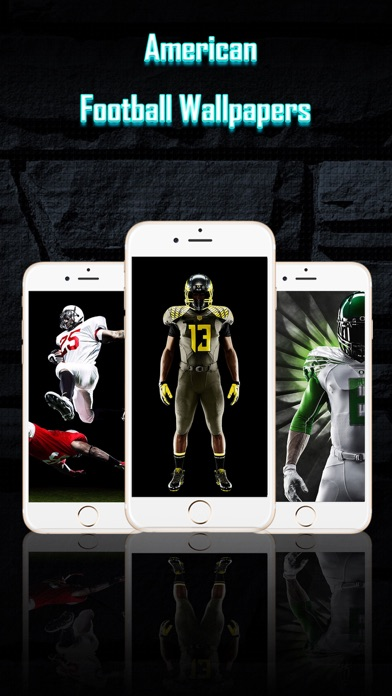 American Football Wallpapers & Backgrounds - Home Screen Maker with Sports Pictures-1