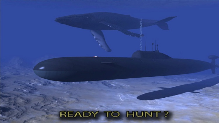 Killer Whale Deep Sea Hunter - A Sunken U-Boat Planet Terror Navy Attacker screenshot-1