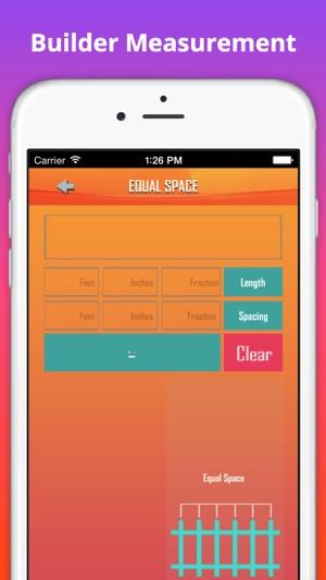 Builder Calculator: Measurement of Concrete, Stair, Square for