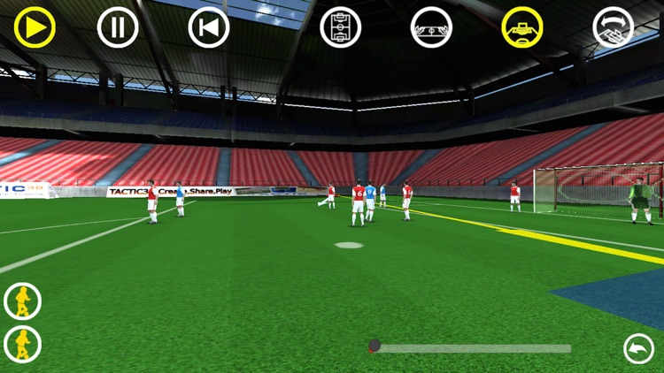 Football 3D Phone screenshot-4