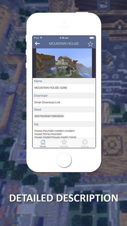 Best Seeds & Maps for Minecraft PE & PC