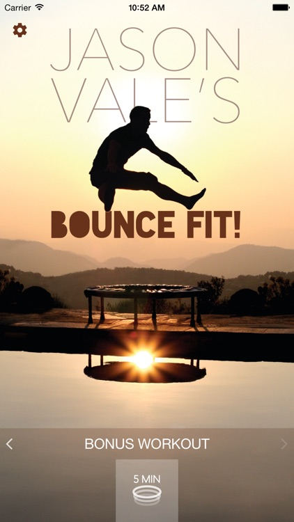 Jason Vale's BounceFit! screenshot-2