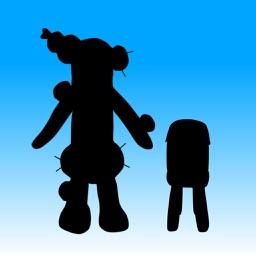 Who's The Shadow? for Miitsuketa!
