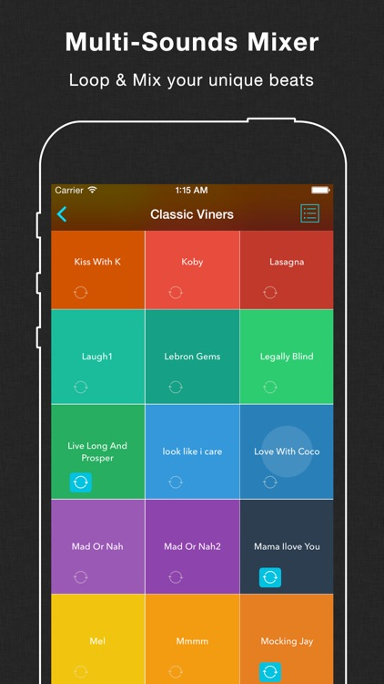 Soundboard - Free Vine Sounds by Yellow Lab, Inc