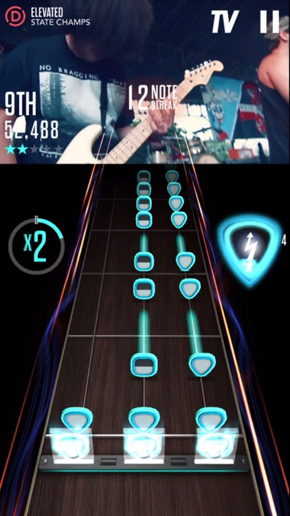 Guitar Hero® Live screenshot-1