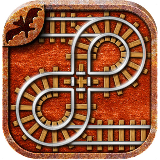 Rail Maze : Паровозики
