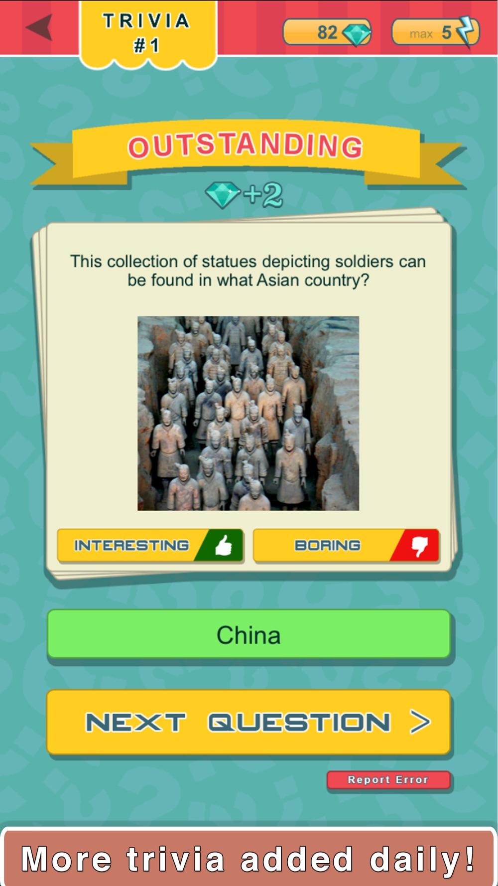 Trivia Quest™ History - trivia questions hack tool