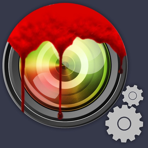 Horror PHOTO-Lab icon