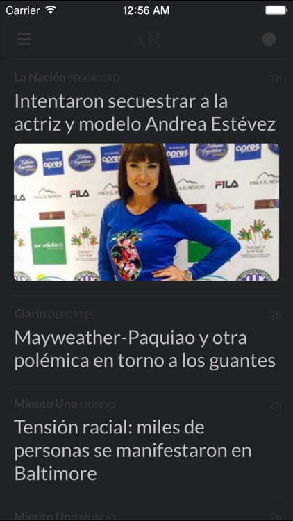 Periódicos AR- Los mejores diarios y noticias de la prensa en Argentina screenshot-4