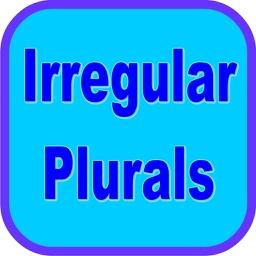 Irregular Plurals - English Language Art Grammar App