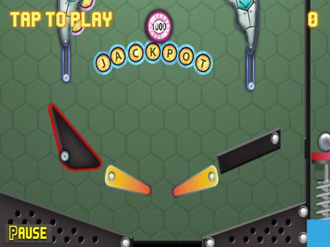 Penguin Pinball - náhled