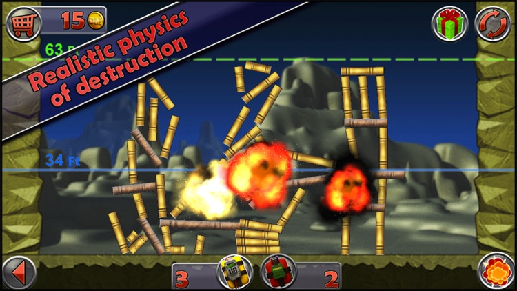 Demolition Master: Project Implode All screenshot-4