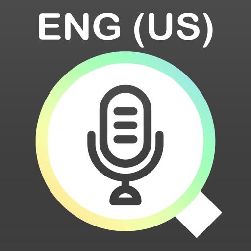 English(US) Keyword Search Voice Recorder