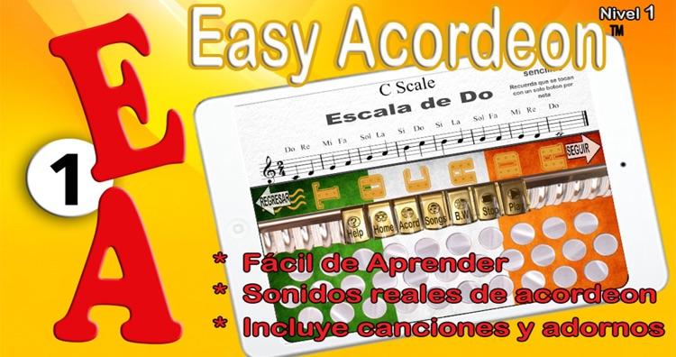 Easy Acordeon 1