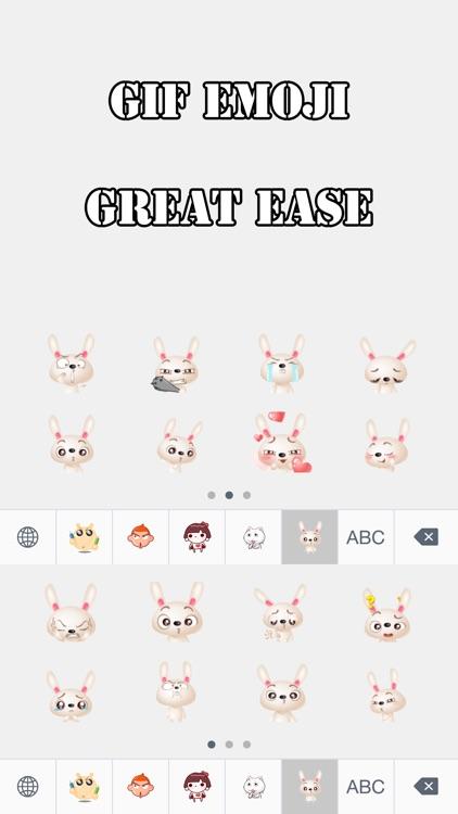 GIF Emoji screenshot-3