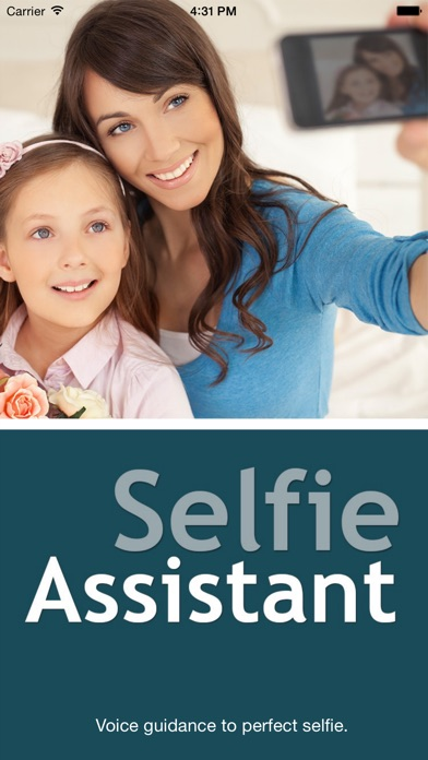 download Selfie Assistant - Take voice guided group selfies with back camera apps 1