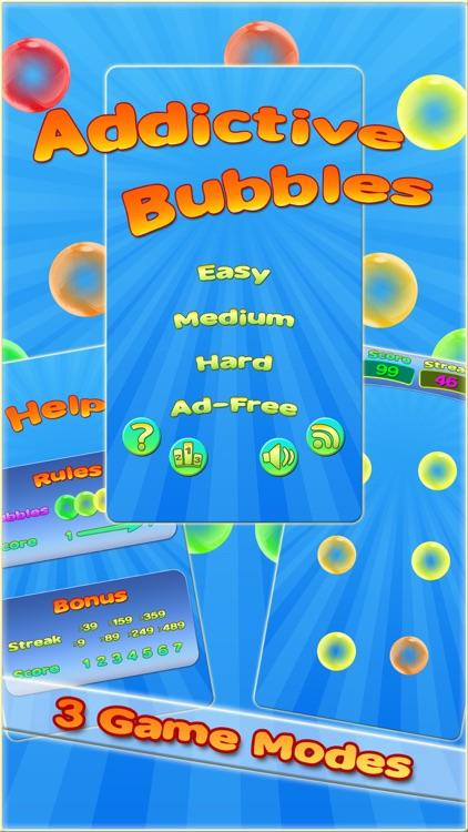 Addictive Bubbles