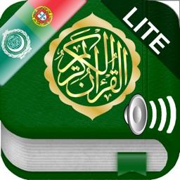 Free Quran Audio mp3 in Portuguese, Arabic and Phonetic Transcription