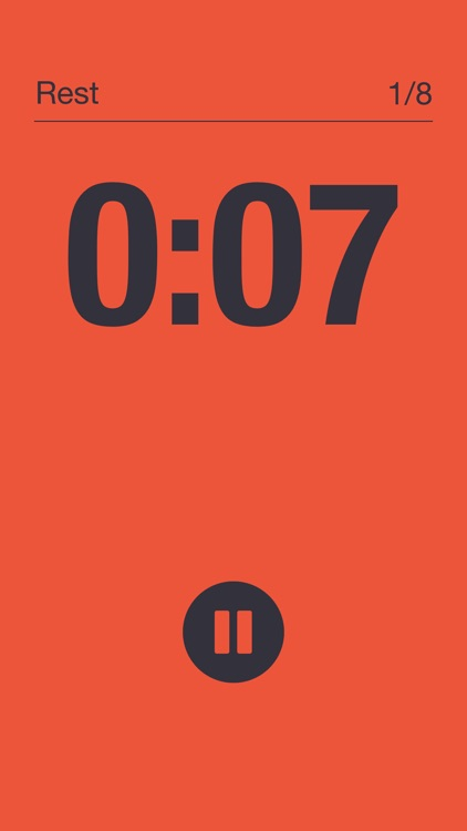 Bit Timer - Interval Timer for HIIT, Tabata, Crossfit, Running and Circuit Training screenshot-3