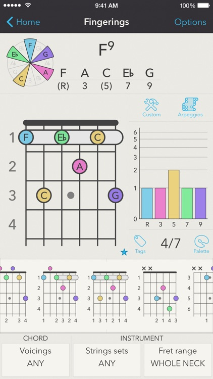 Chord! - Guitar Songbook, Chords and Scales