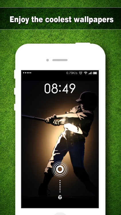 Baseball Wallpapers Pro - Backgrounds & Home Screen Maker with Best Collection of MLB Sports Pictures screenshot-3