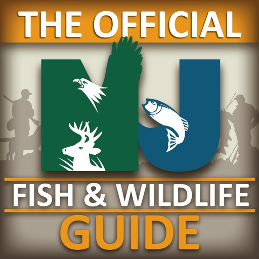 NJ Fish, Hunting & Wildlife Guide- Pocket Ranger®