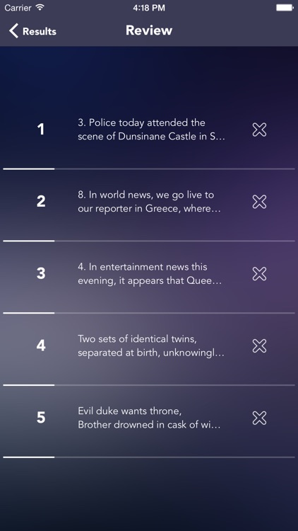 Shakespeare Trivia and Quiz: Study Guide of His Life, Plays and Literature screenshot-3