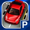 A Car 3D Street Traffic Parking Madness and Extreme Driving Sim Game
