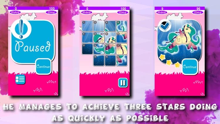 Pony Puzzles Slide screenshot-3