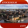 Stockholm City Map Guide