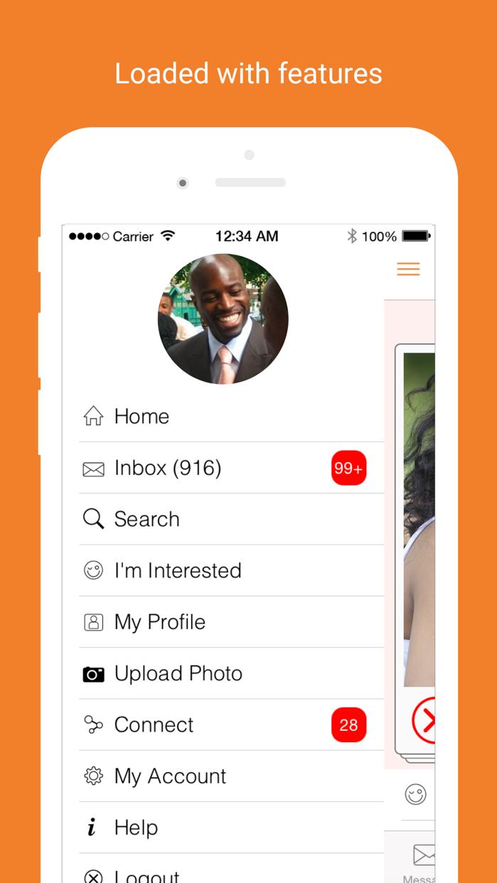 Black People Meet Screenshot