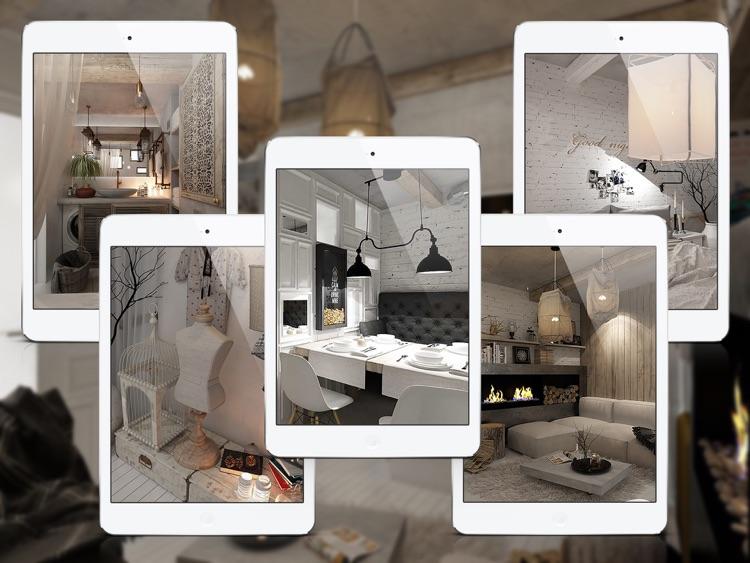 Home & Open Studio Apartment Design Ideas for iPad screenshot-3