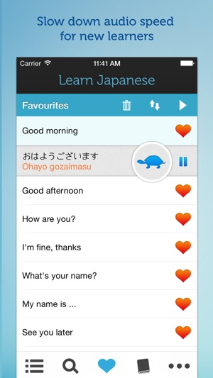 Learn Japanese - Phrasebook for Travel in Japan on the App Store
