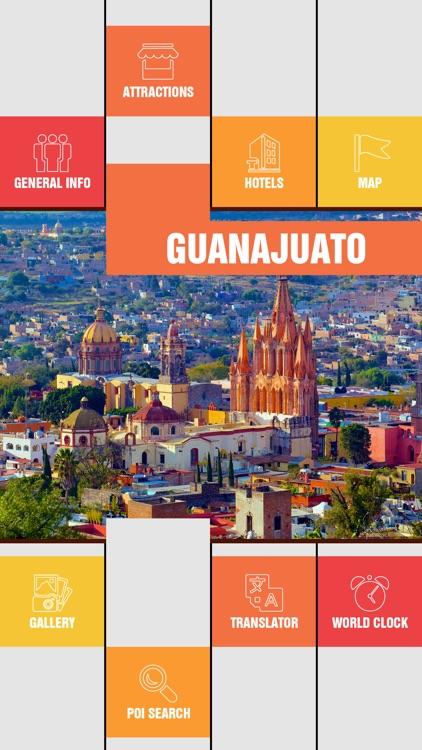Guanajuato Offline Travel Guide