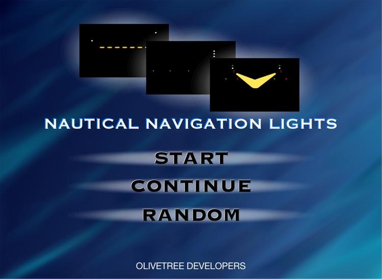 Nautical Navigation Lights