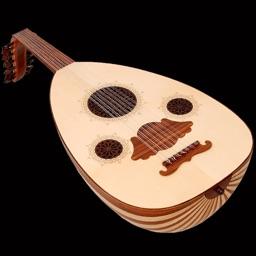 Oriental arabic OUD musical instrument
