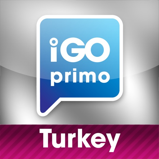 Turkey Navigation - iGO primo app