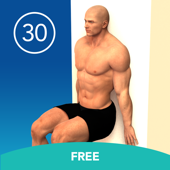 Men's Wall Sit 30 Day Challenge FREE