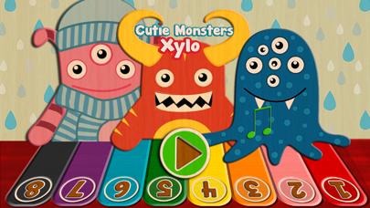 Little Xylo - Cutie Monsters Xylophone Funのおすすめ画像1