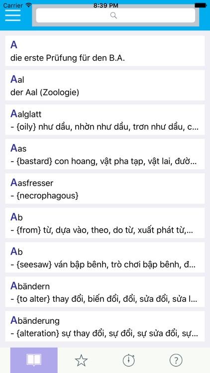 Từ Điển Đức-Việt Pro