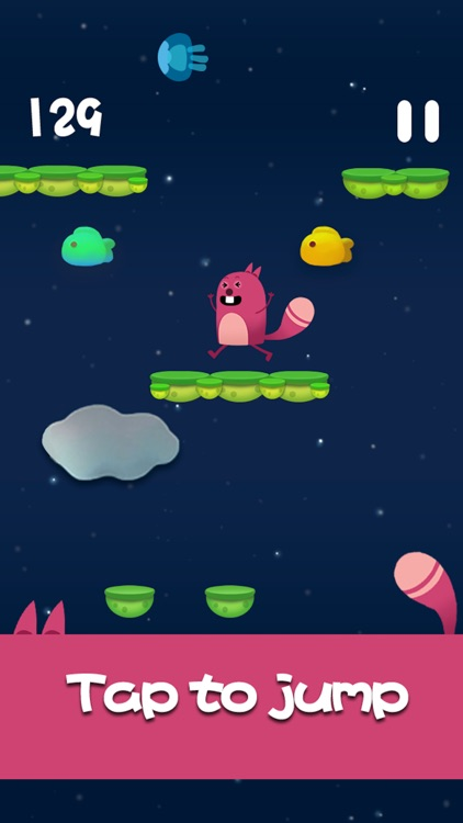 Tap Tap Squirrel(touch the sky) screenshot-4