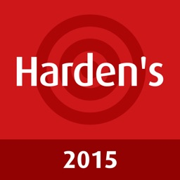 Harden's Restaurant Guide 2015