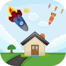 Activities of Home Defense HD Rockets Games