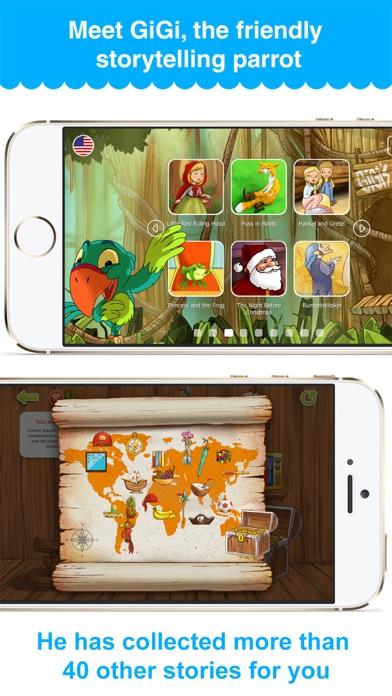 Goldilocks - narrated classic story screenshot three