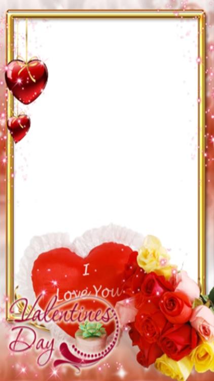 Romantic Love Frames by Lee Joo Tai