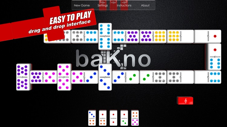 Domino HD screenshot-3